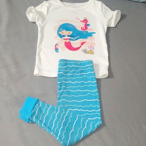 Wonder Nation Pajama Set